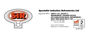 Specialist Induction Refractories Ltd