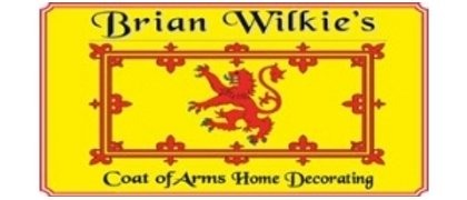 Brain Wilkie's Coats Of Arms