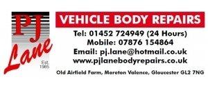 PJ Lane Vehicle Body Repairs