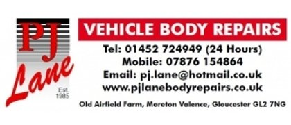 PJ Lane Vehicle Body Repairs