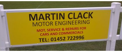 Martin Clack Motor Engineering