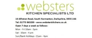 Websters Kitchen Specialists Ltd