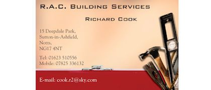 R.A.C. Building Services