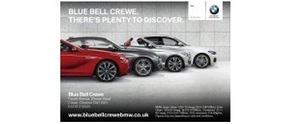 Blue Bell BMW