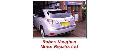 Robert Vaughan Motor Repairs Ltd