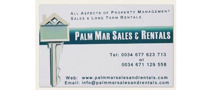 Palm Mar Sales & Rentals