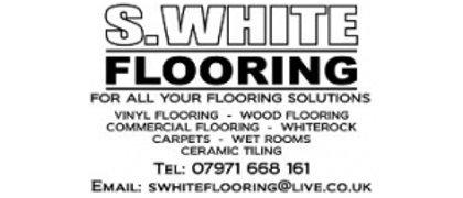 S. White Flooring