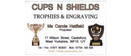 CUPS N SHIELDS