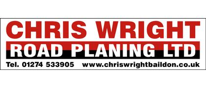 CHRIS WRIGHT ROAD PLANING