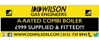 DD WILSON GAS ENGINEERS