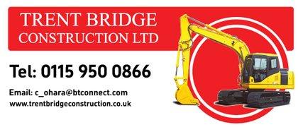 Trent Bridge Construction