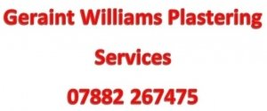 Geraint Williams Plastering Services
