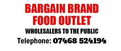 Bargain Brand Food Outlet