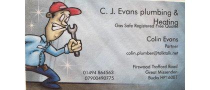 C.J.Evans Plumbing & Heating