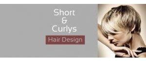 Short & Curlys Hair Design