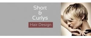 Short & Curlys Hair Design