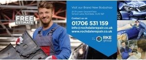 Rochdale Vehicle Repairs LImited