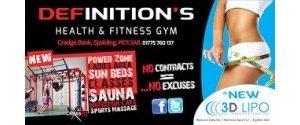 Definitions Gym