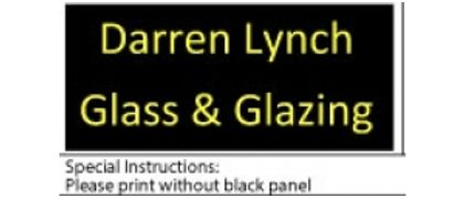 Darren Lynch Glass and Glazing