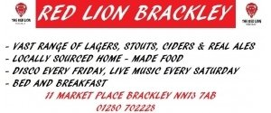 The Red Lion - Brackley
