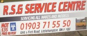 RSG Service Centre