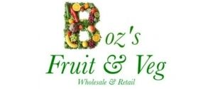 BOZ'S FRUIT and VEG