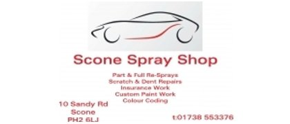 Scone Spray Shop