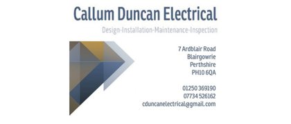 Callum Duncan Electrical