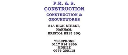 PR&S Construction