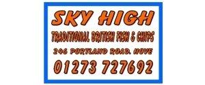 Sky High Fish Shop
