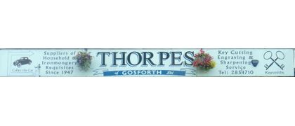Thorpes of Gosforth