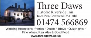 Three Daws