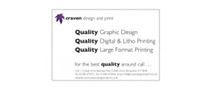 Craven Design and Print