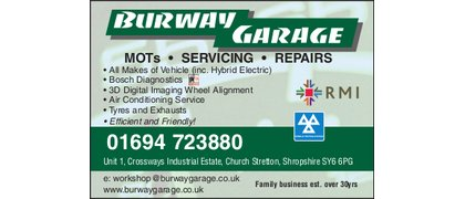 Burway Garage