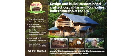 British Log Cabins