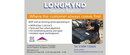 Longmynd Service Station