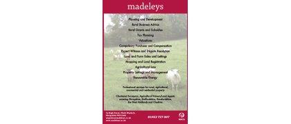 Madeleys