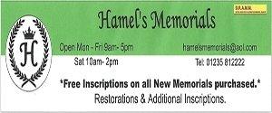 Hamel's Memorials