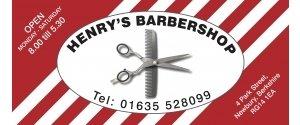 Henry's Barbershop