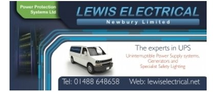 LEWIS ELECTRICAL (Newbury) Limited