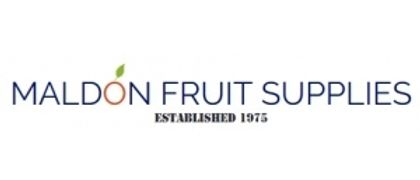 Maldon Fruit Supplies