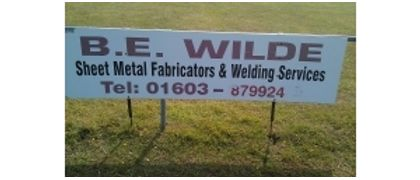 B E Wilde Sheet Metal Fabrications Ltd