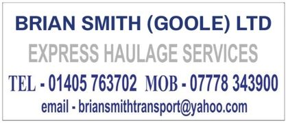 Brian Smith (Goole) Limited