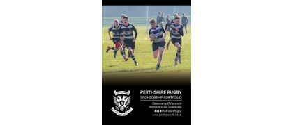 Sponsor Perthshire Rugby