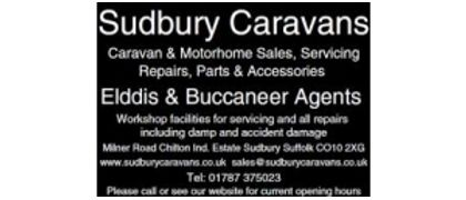 Sudbury Caravans