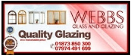 Webbs Glass & Glazing