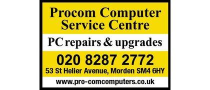 Procom Computer Service Centre