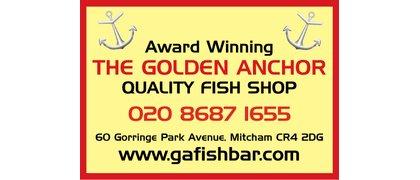 Golden Anchor Fish Bar