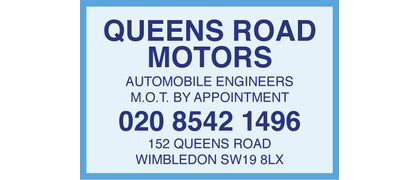 Queens Road Motors