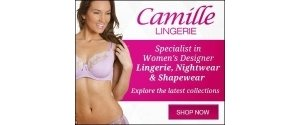 Camille lingerie
